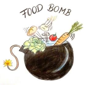 Food bomb